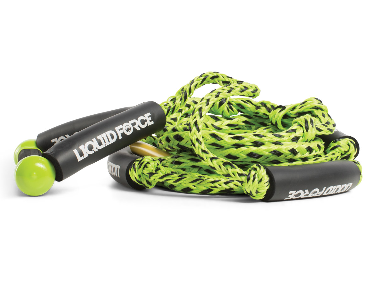 """Surf 9"""" Handle Knotted Rope"""